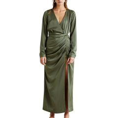 Valerie Thigh Split Dress