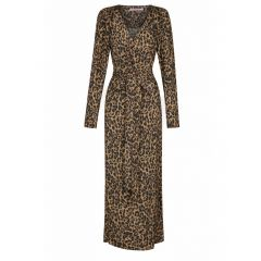 Edith Dress Leopard