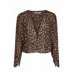 Isabel Top Leopard