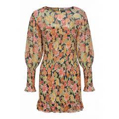Tambar Silk Dress Wallflower