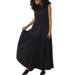 Scrunch Dress - Black