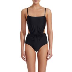 The Gathered Maillot Black