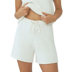 Delta Short - White