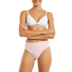 Signature Skimpy High Waisted Brief - Pink